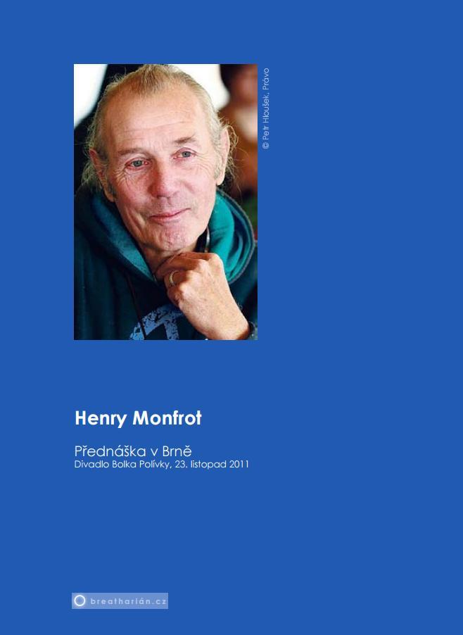 Henri Monfort v Brně - 23.11.2011