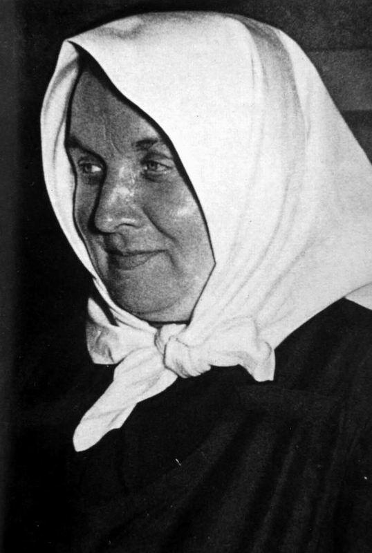 Крестьянка святая тереза нойман Германия биография фото